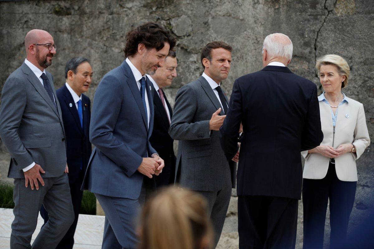 İngiltere de G7 Zirvesi başladı #8
