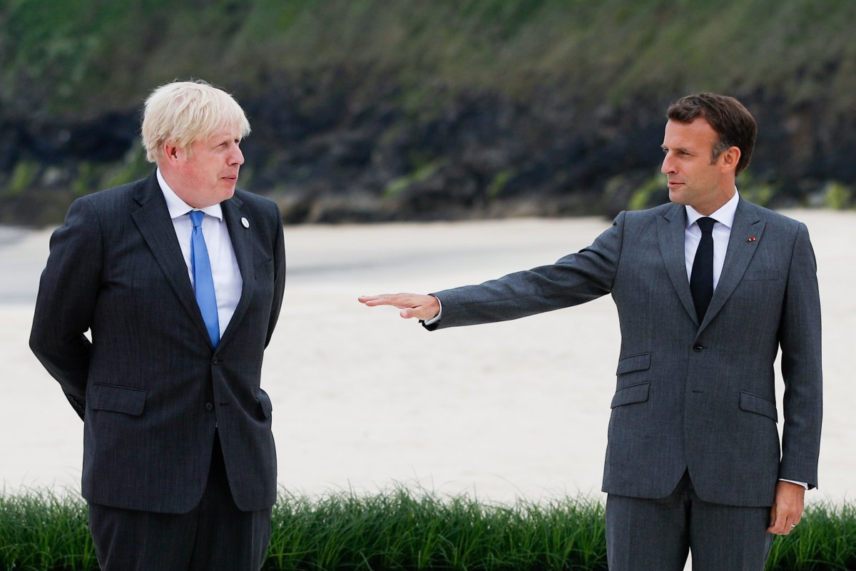 İngiltere de G7 Zirvesi başladı #11