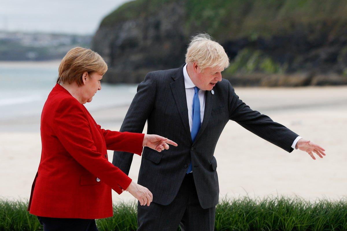 İngiltere de G7 Zirvesi başladı #13