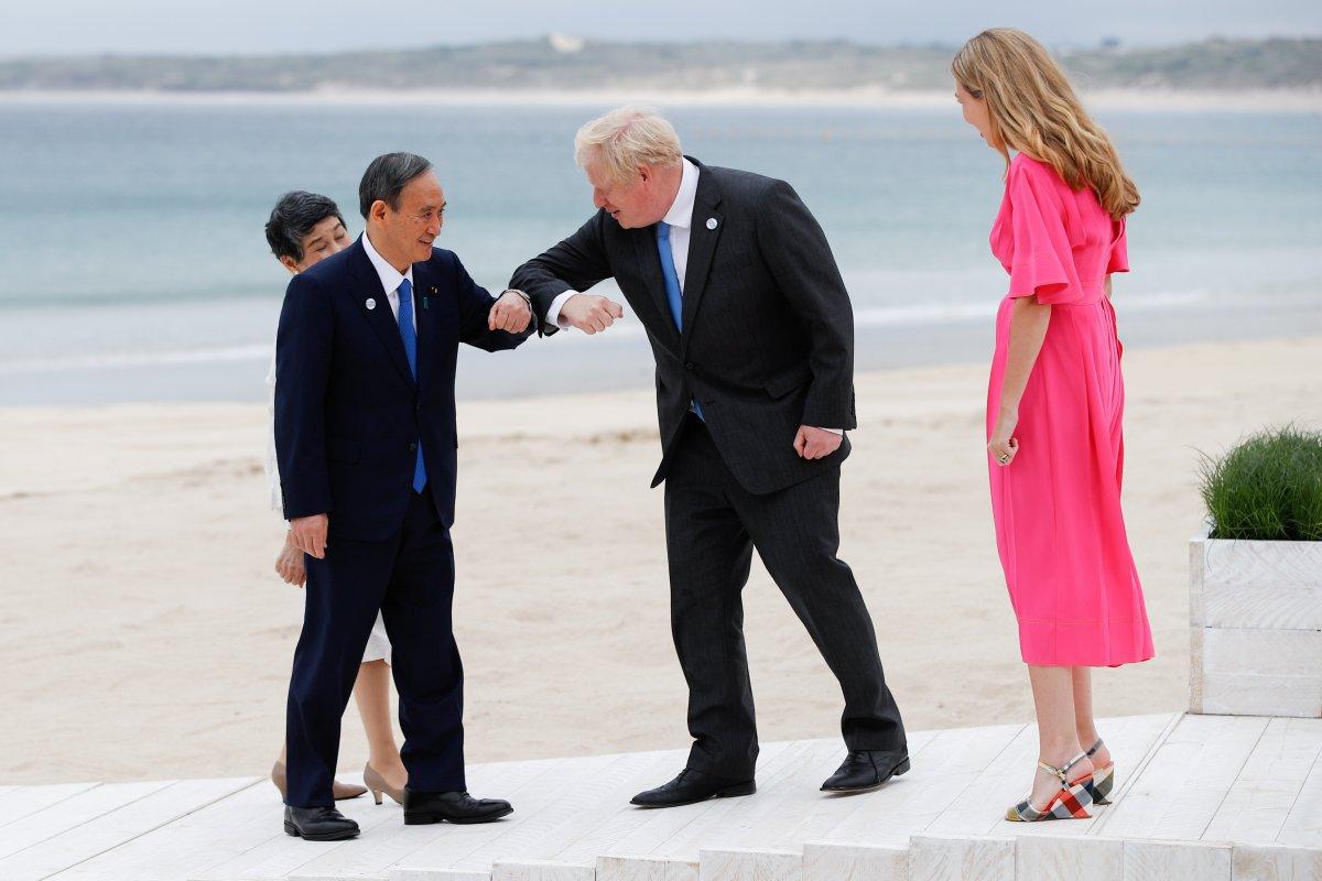 İngiltere de G7 Zirvesi başladı #7