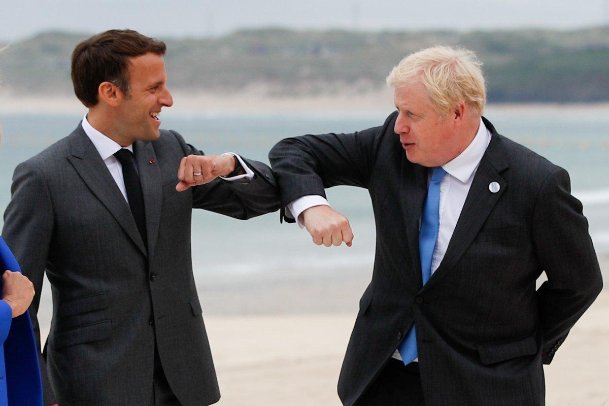 İngiltere de G7 Zirvesi başladı #6