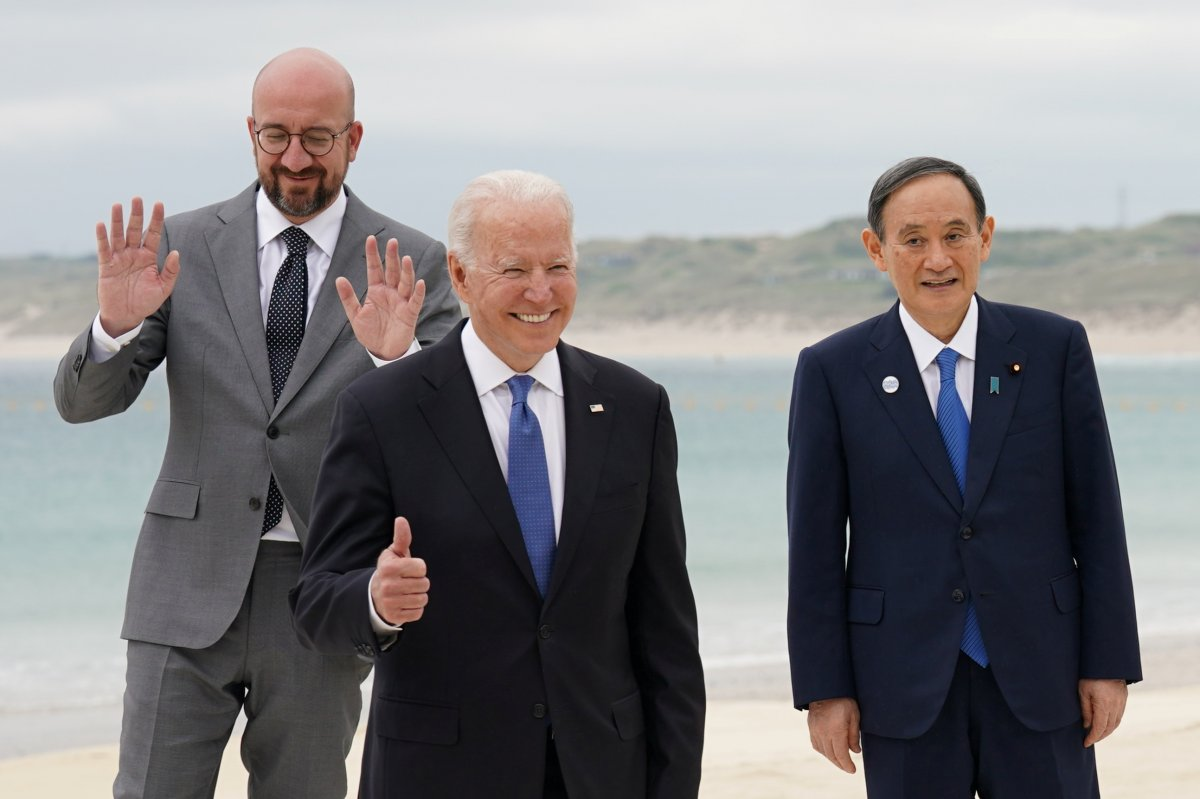 İngiltere de G7 Zirvesi başladı #15