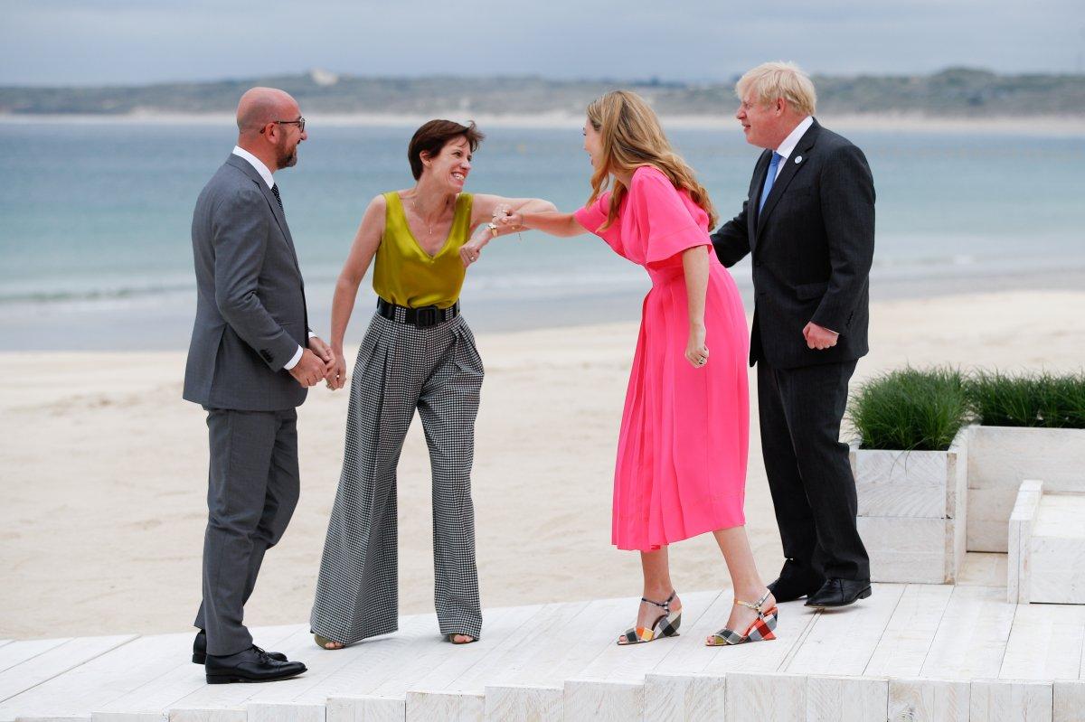 İngiltere de G7 Zirvesi başladı #16