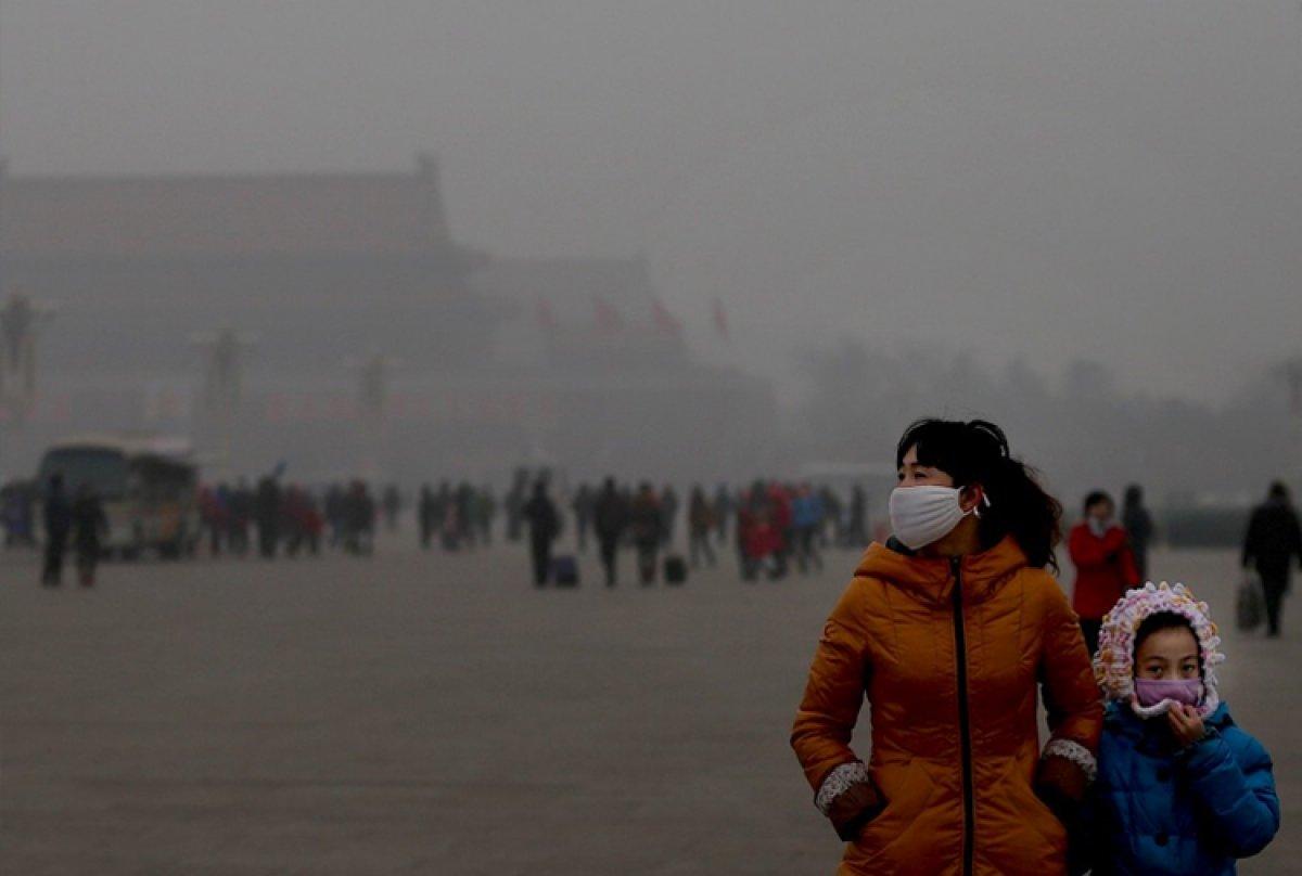 Karantina uygulamalarının hava kirliliğine etkisi #2