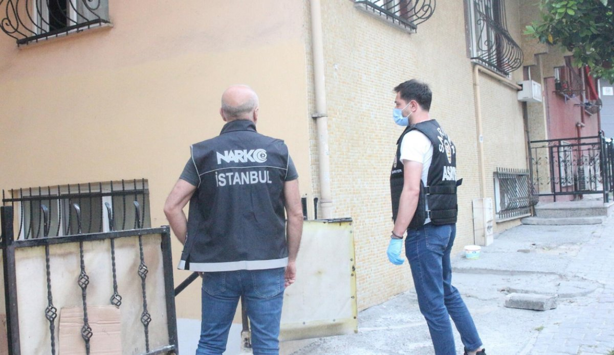 Karagümrük çetesine İstanbul merkezli operasyon  #6