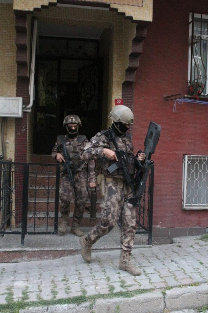 Karagümrük çetesine İstanbul merkezli operasyon  #7