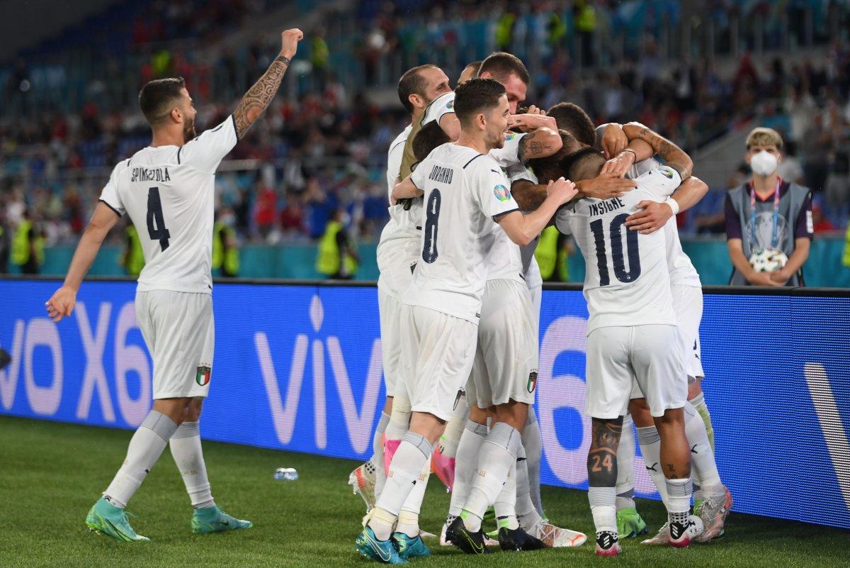 Milli Takımımız, İtalya ya mağlup oldu #6