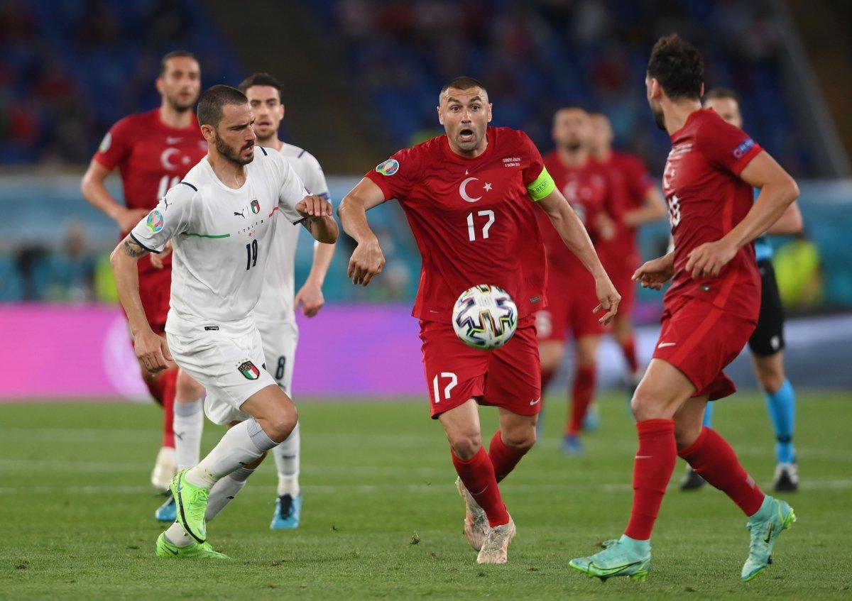 Milli Takımımız, İtalya ya mağlup oldu #3