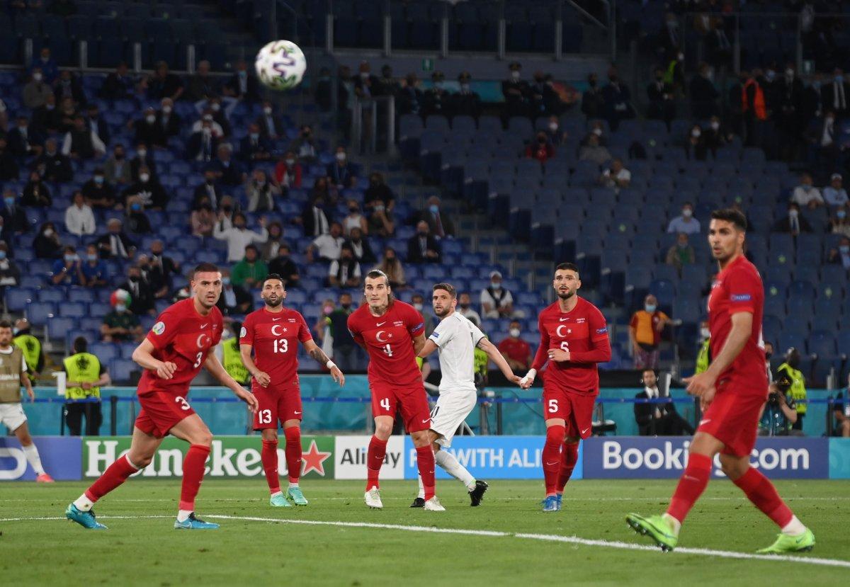 Milli Takımımız, İtalya ya mağlup oldu #1