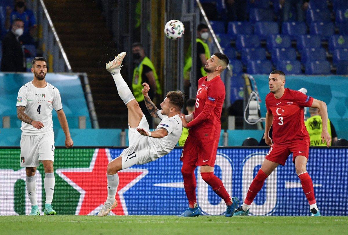 Milli Takımımız, İtalya ya mağlup oldu #2