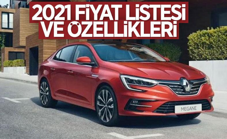 2021 Renault Megane fiyat listesi: Haziran ayı zamlı Megane fiyatları