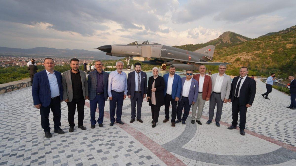AK Parti belediyeleri Isparta ya çıkarma yaptı #6