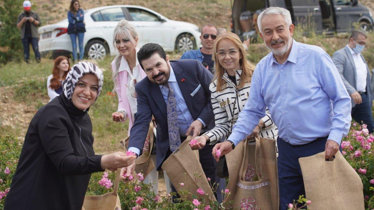 AK Parti belediyeleri Isparta ya çıkarma yaptı #5