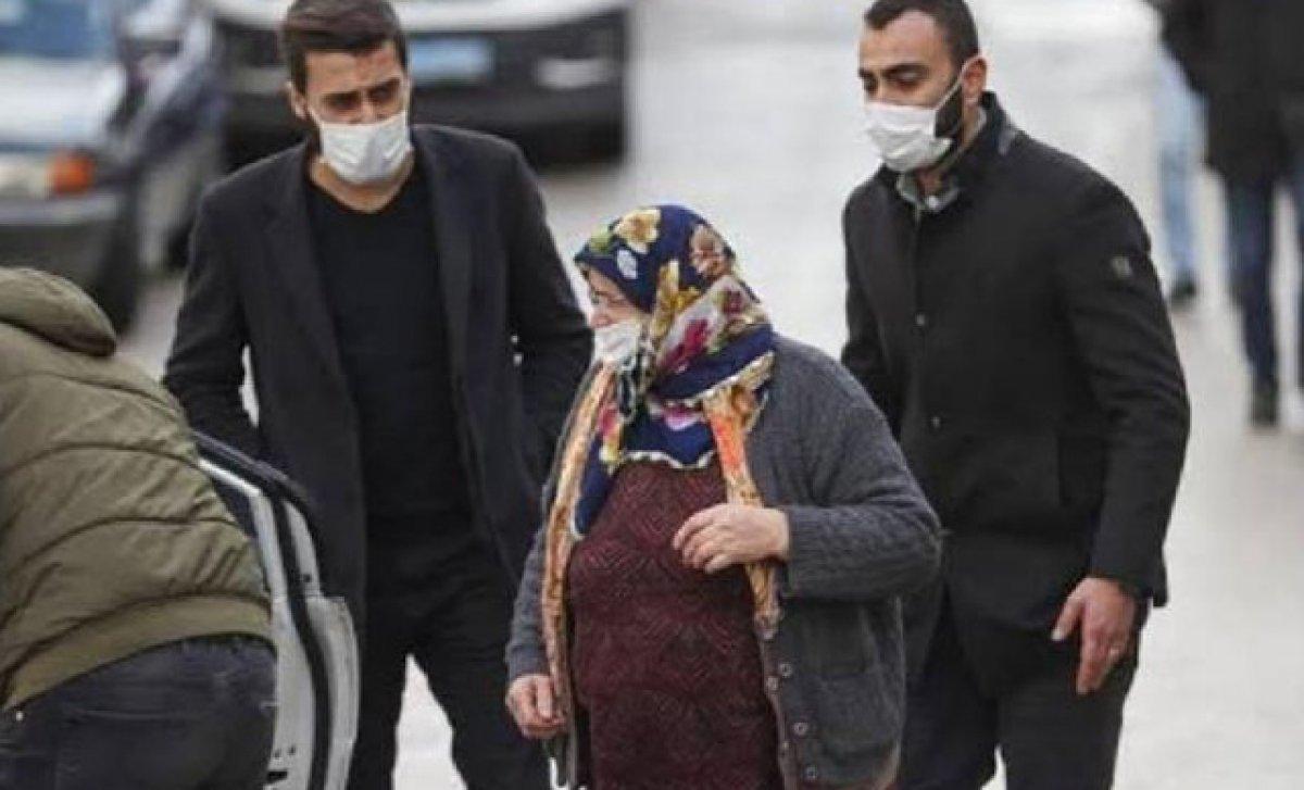 Ankara da 60 yıllık eşini öldürdü: Bana ve kızıma şiddet uyguluyordu  #1
