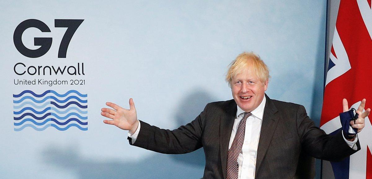 Boris Johnson, Charles Michel ve Ursula von der Leyen ile görüştü #3