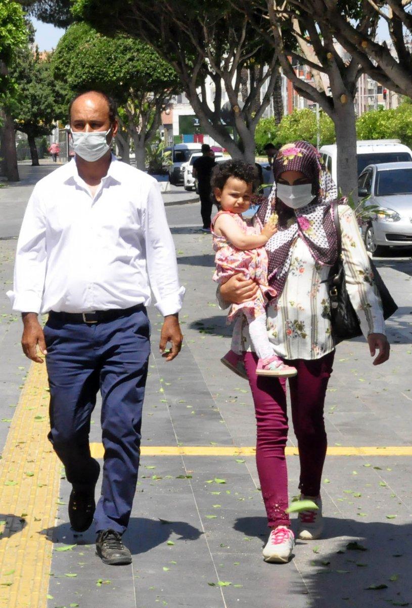 Antalya da evini basıp, darbettiler #3