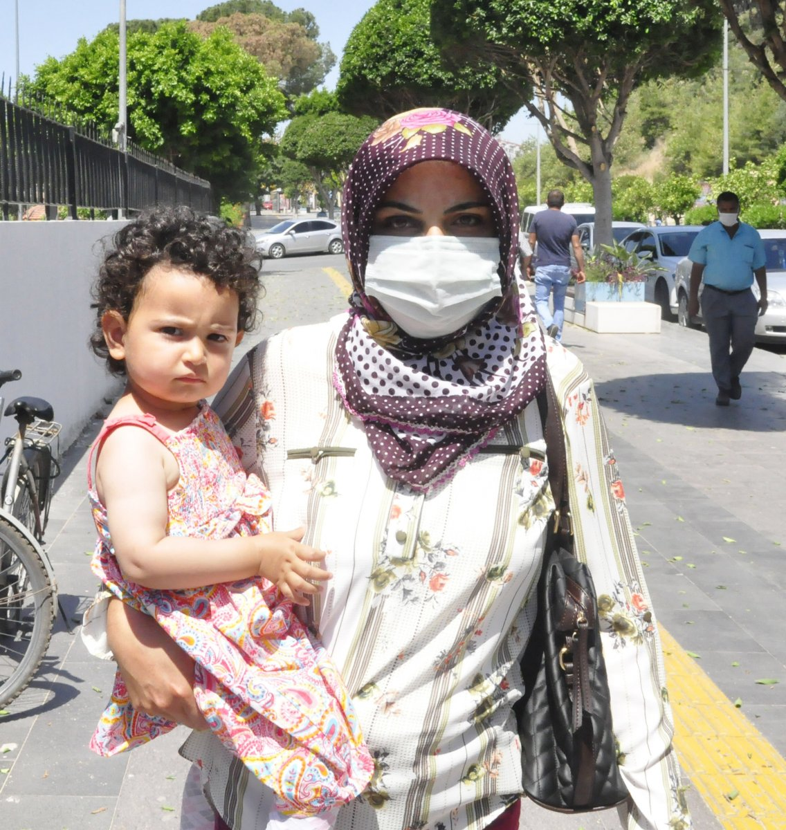 Antalya da evini basıp, darbettiler #2