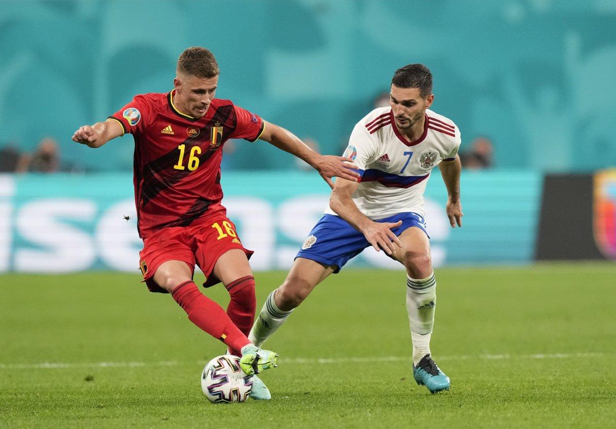 Belçika, Rusya yı 3 golle mağlup etti #2