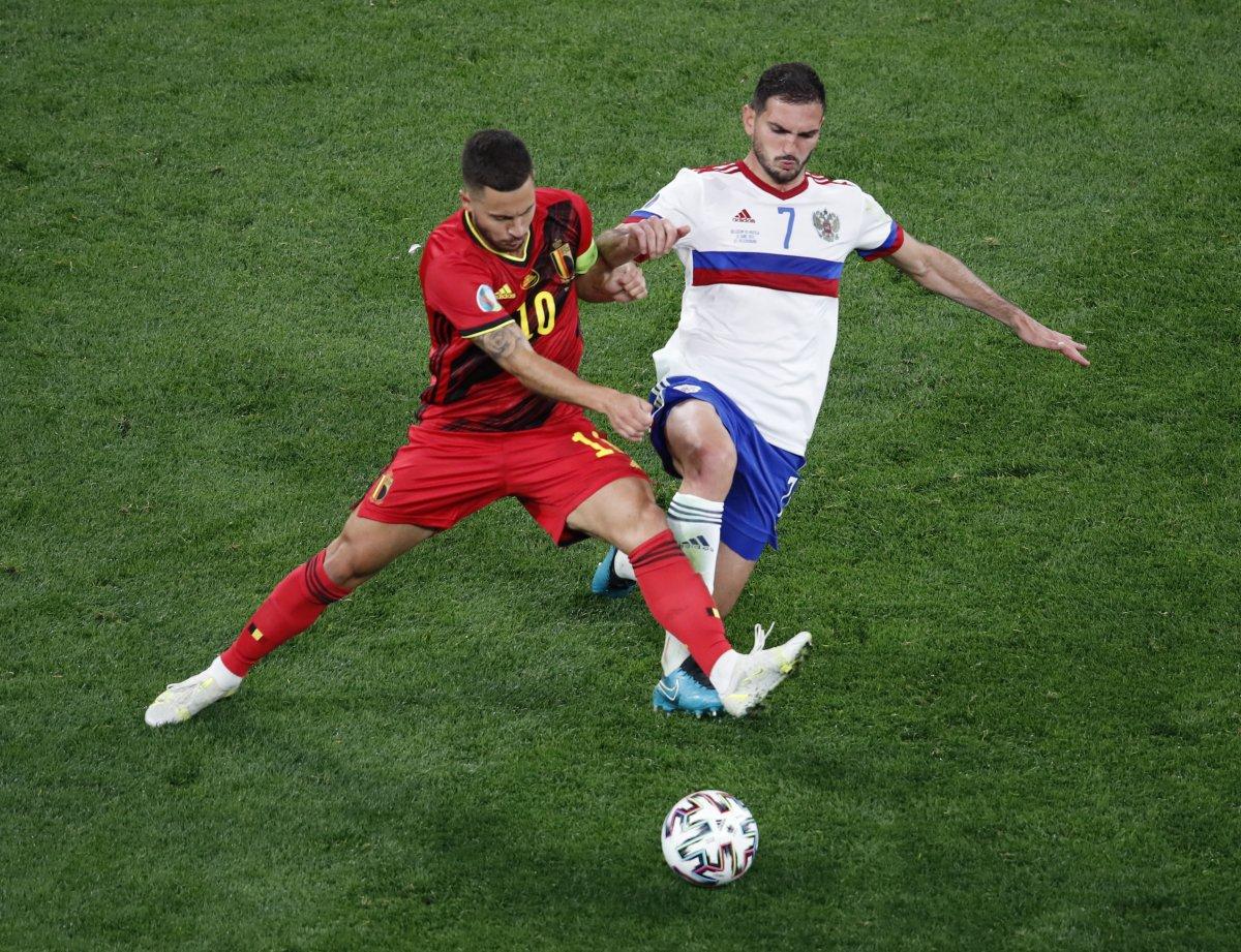 Belçika, Rusya yı 3 golle mağlup etti #1