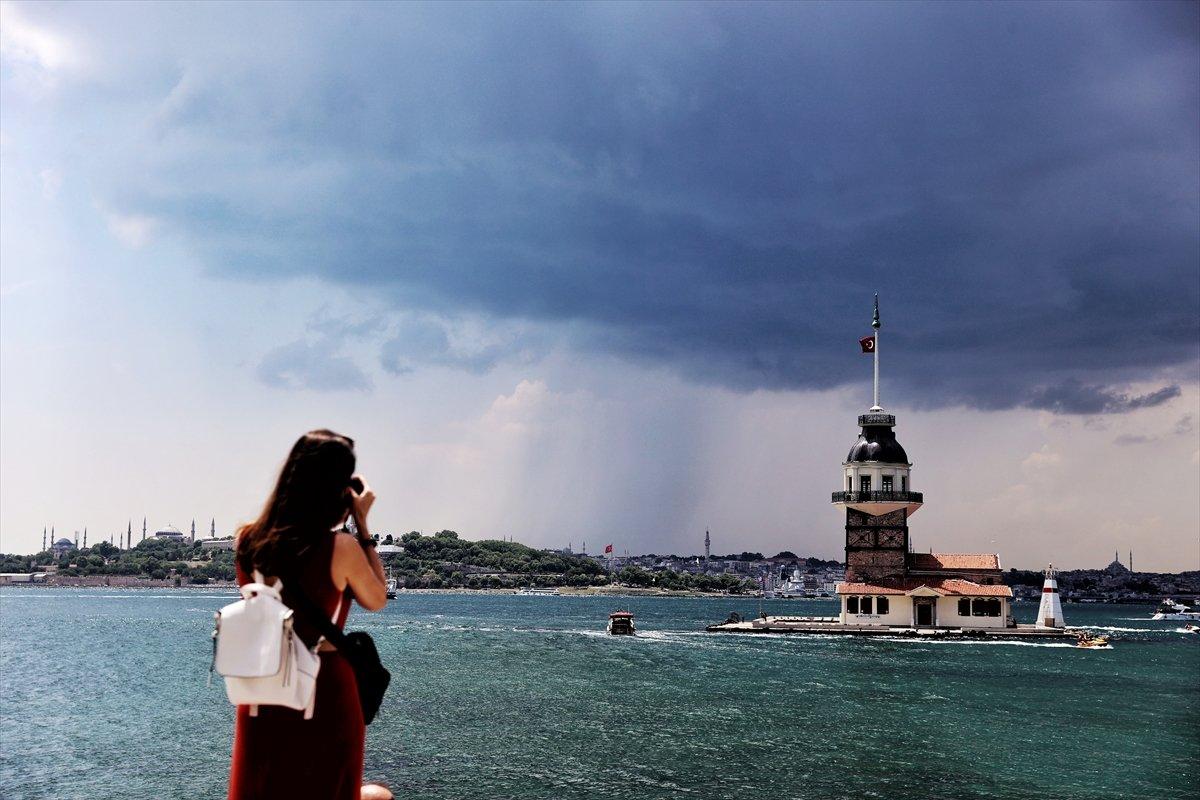 Meteorolojiden İstanbul için dolu uyarısı  #7