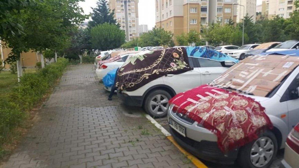 Meteorolojiden İstanbul için dolu uyarısı  #3