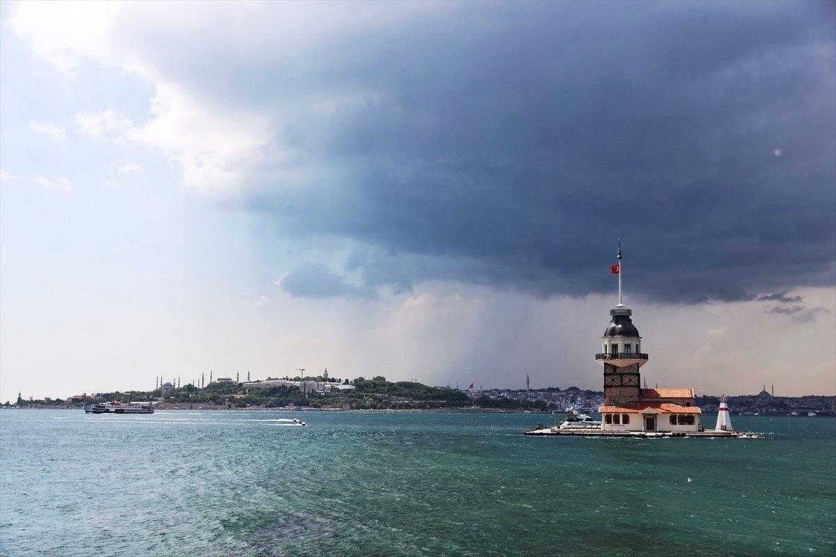 Meteorolojiden İstanbul için dolu uyarısı  #8