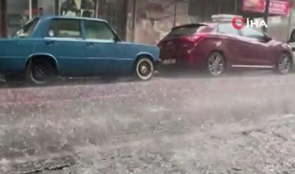 Meteorolojiden İstanbul için dolu uyarısı  #1
