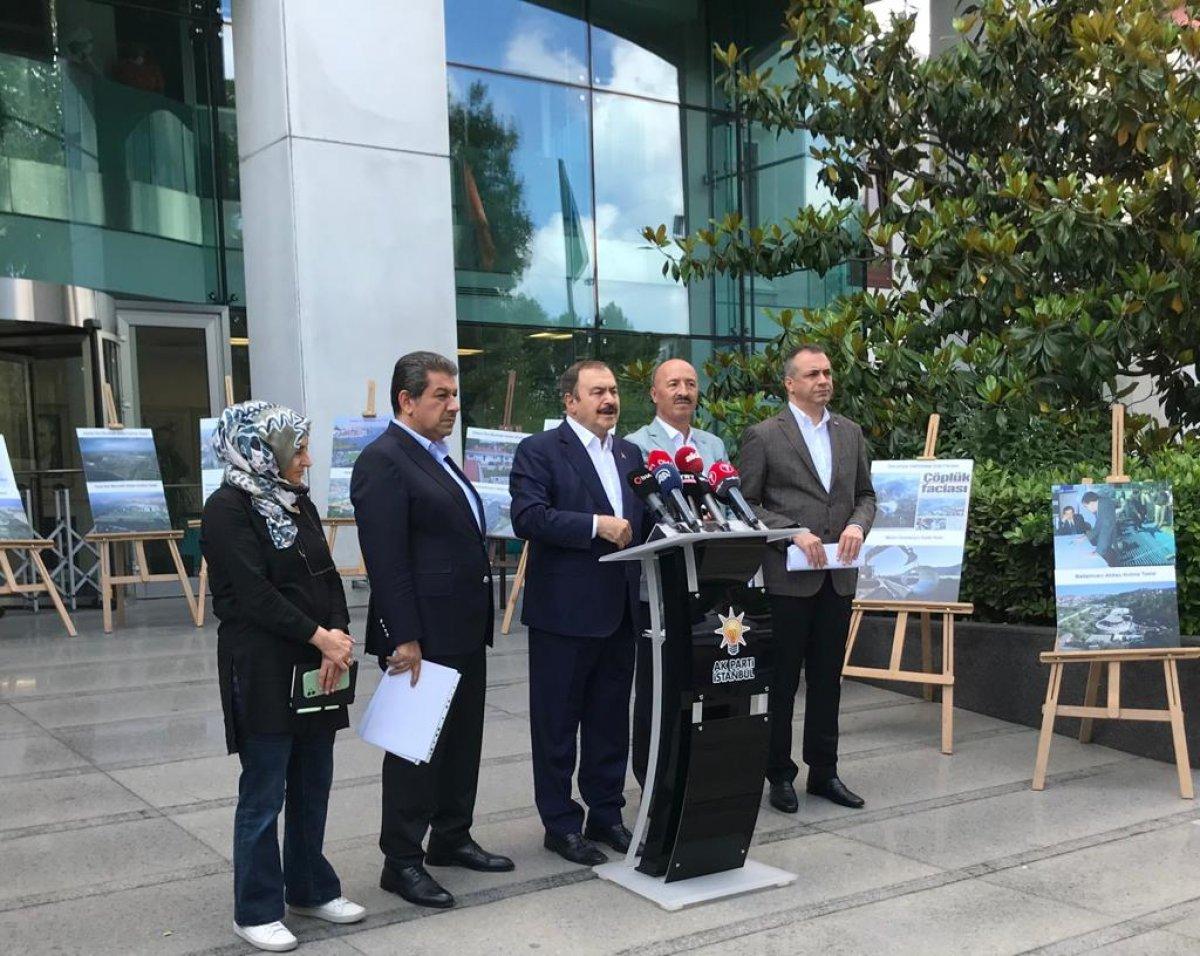 Veysel Eroğlu: Marmara yı müsilajdan kurtaracağız #2