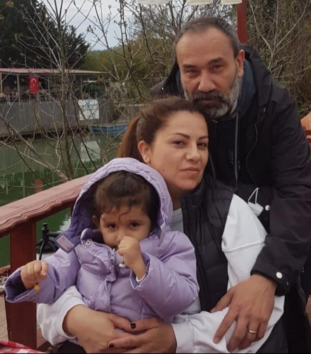 İstanbul da çocuğunu parka götürmek için sokağa çıkan baba silahlı saldırıda öldü #5
