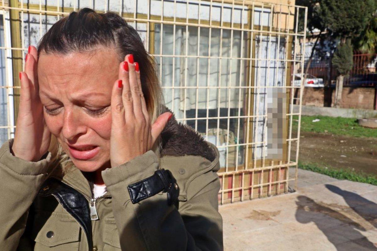 Antalya da hayvanseverin kapısına mermi asıldı #5
