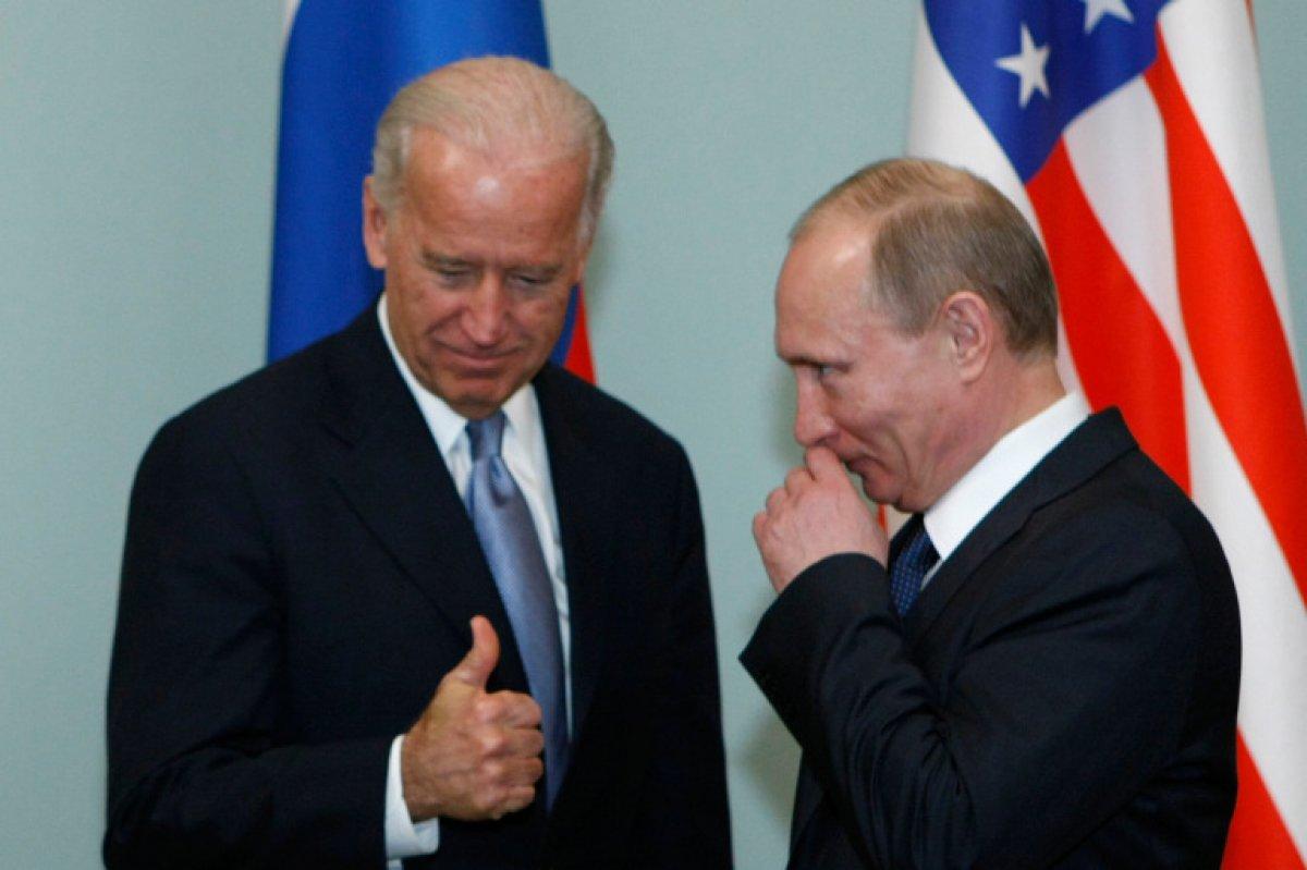 Kremlin: Putin-Biden görüşmesi sonrası basın toplantısı planlanmadı #1