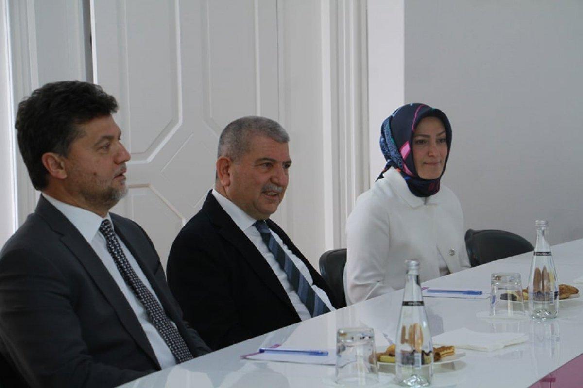 Gelecek Partisi nden HDP ye ziyaret  #2