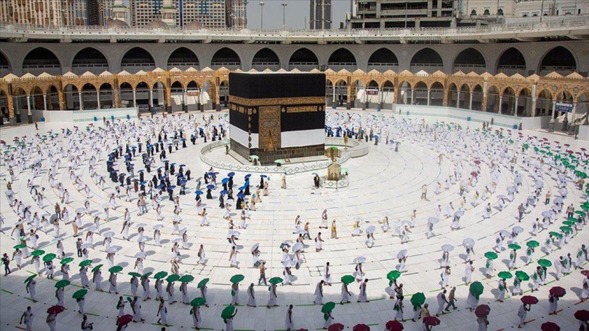 Suudi Arabistan dan hac kararı #1