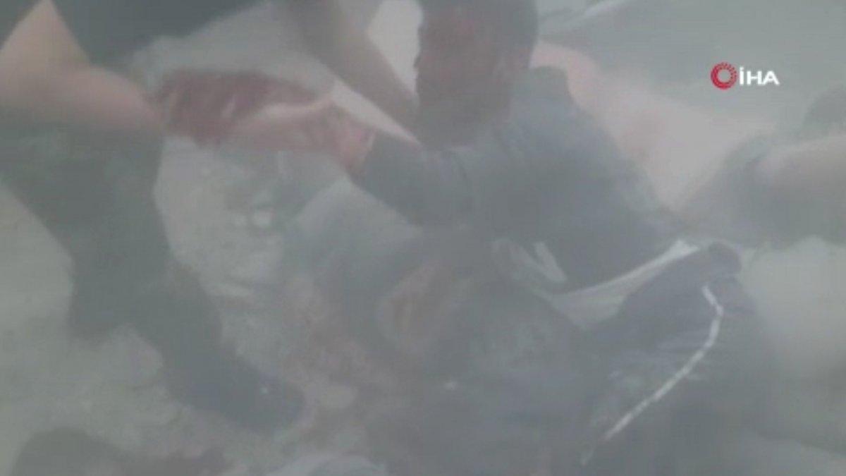 Hatay Valiliği: Afrin de tedavi gören 13 sivil hayatını kaybetti  #2