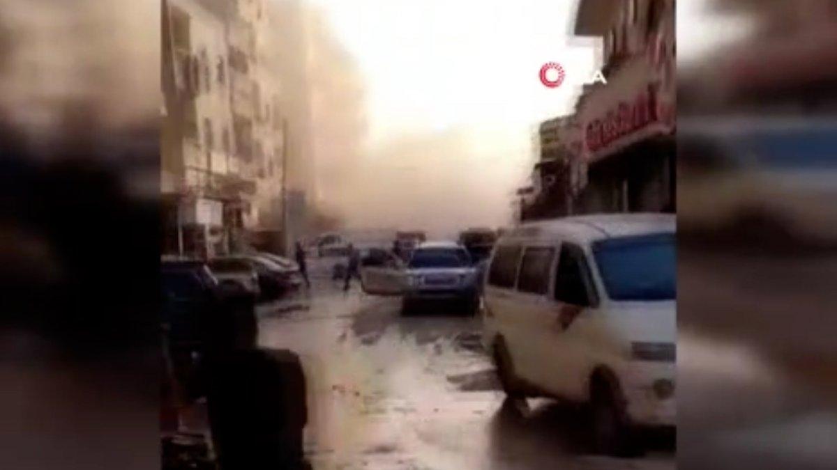 Hatay Valiliği: Afrin de tedavi gören 13 sivil hayatını kaybetti  #1