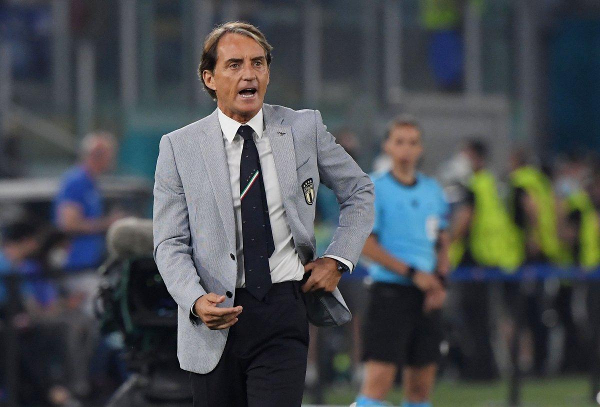 Mancini: Çok iyi oynadık, Türkiye yi oynatmadık #5