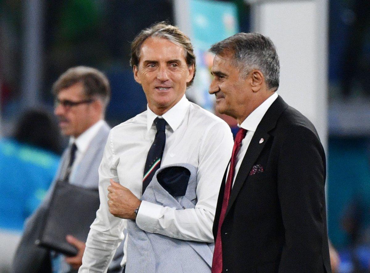Mancini: Çok iyi oynadık, Türkiye yi oynatmadık #8