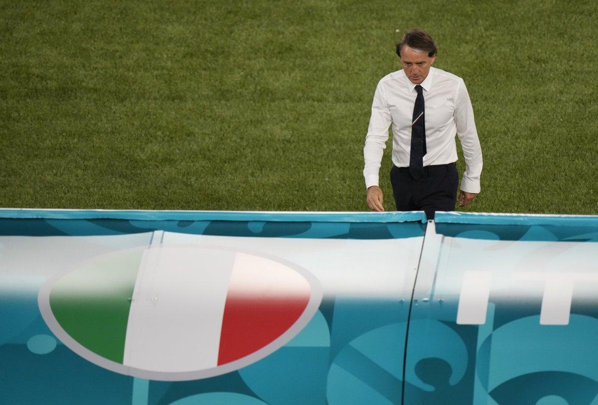 Mancini: Çok iyi oynadık, Türkiye yi oynatmadık #7