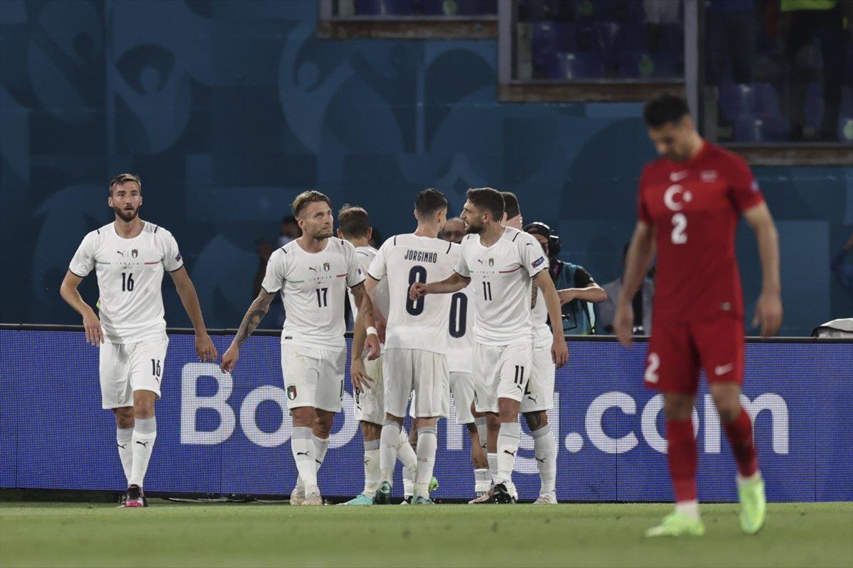 Mancini: Çok iyi oynadık, Türkiye yi oynatmadık #1