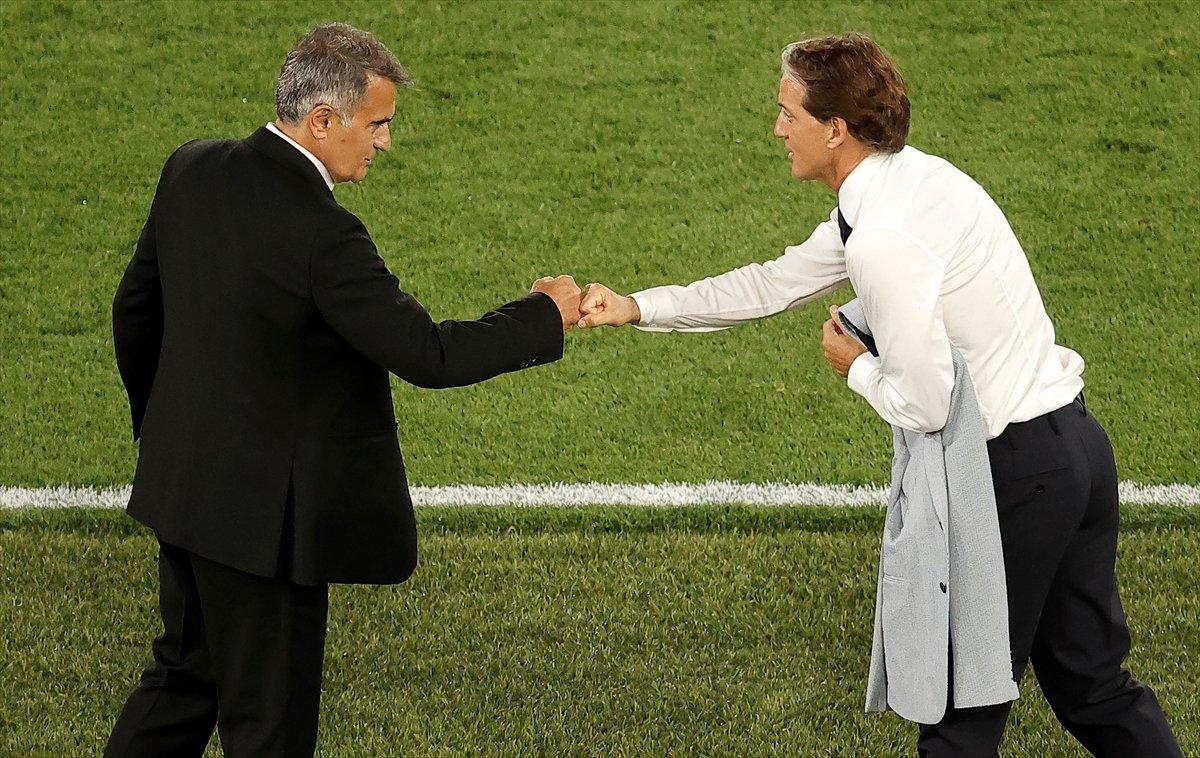 Mancini: Çok iyi oynadık, Türkiye yi oynatmadık #3