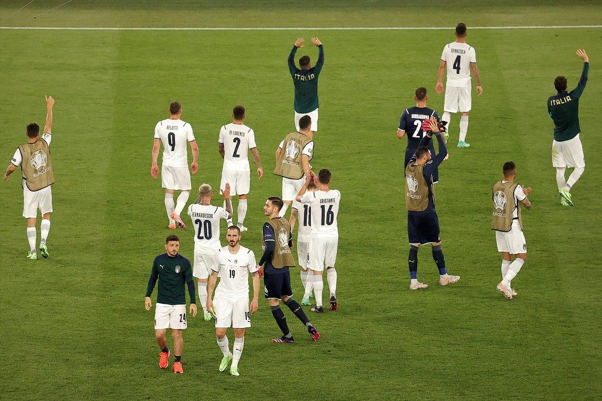 Mancini: Çok iyi oynadık, Türkiye yi oynatmadık #2
