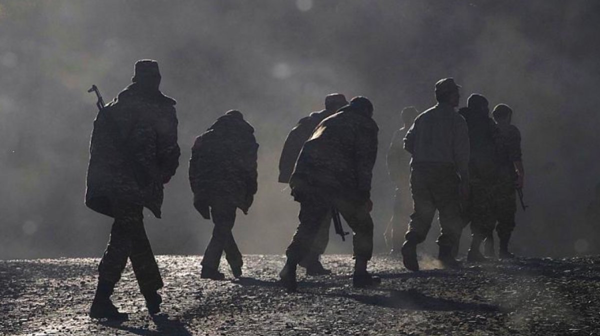 Azerbaycan, mayın haritası karşılığında 15 Ermeni esir asker iade etti #2