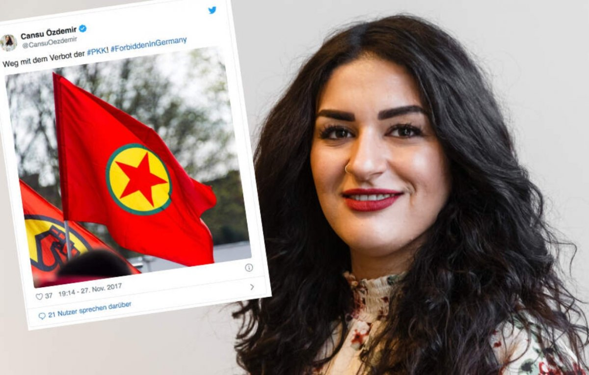 Almanya, PKK ya canlı kalkan olmak için Erbil e gitmek isteyen heyeti engelledi #1