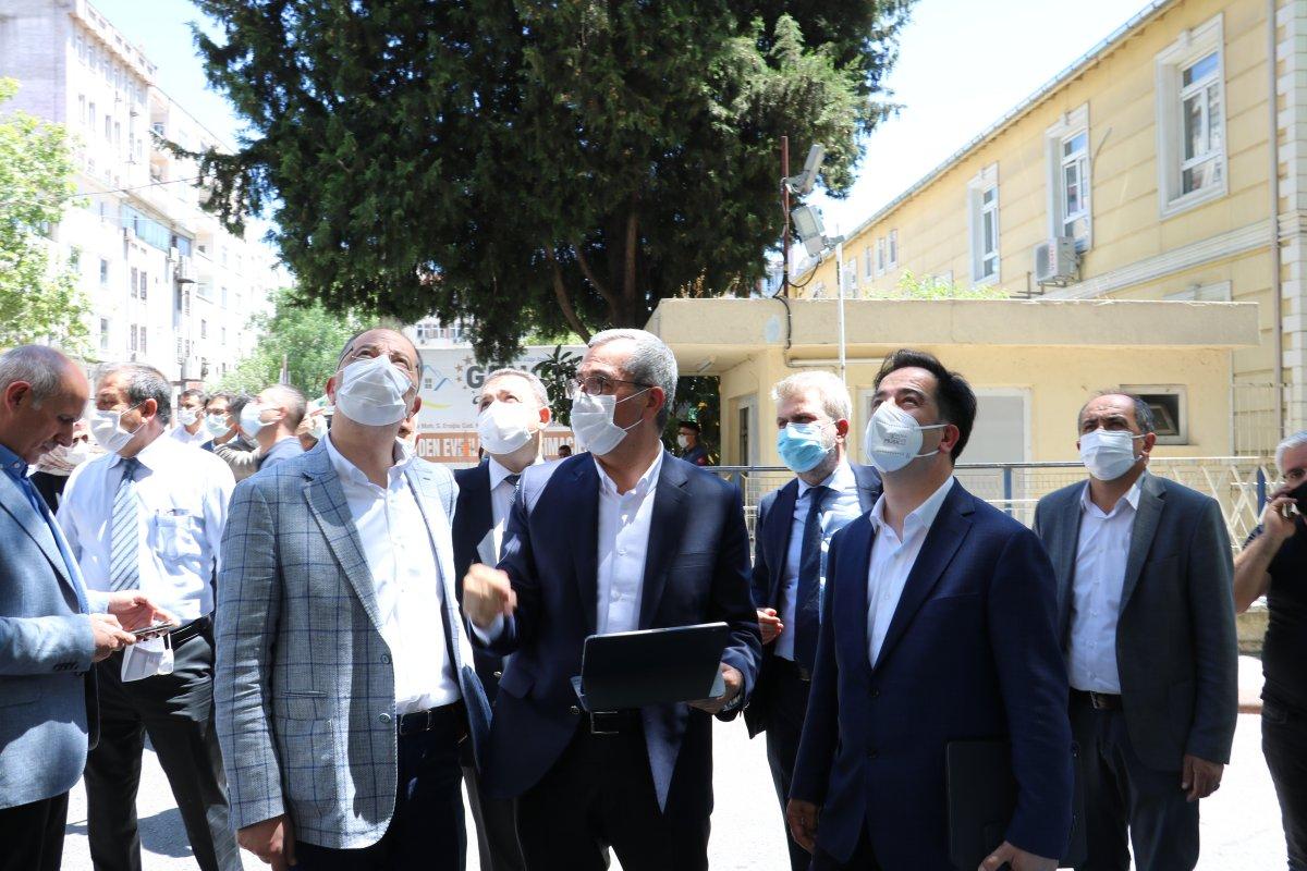 Kahramanmaraş taki renkli bina Kurban Bayramı'nda yıkılacak #3