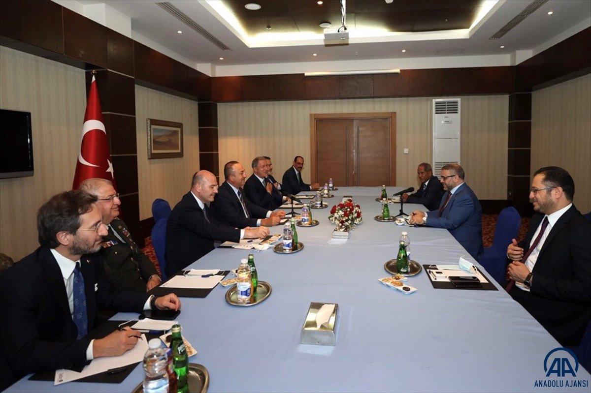 İletişim Başkanı Altun Libya ziyaretini değerlendirdi #1