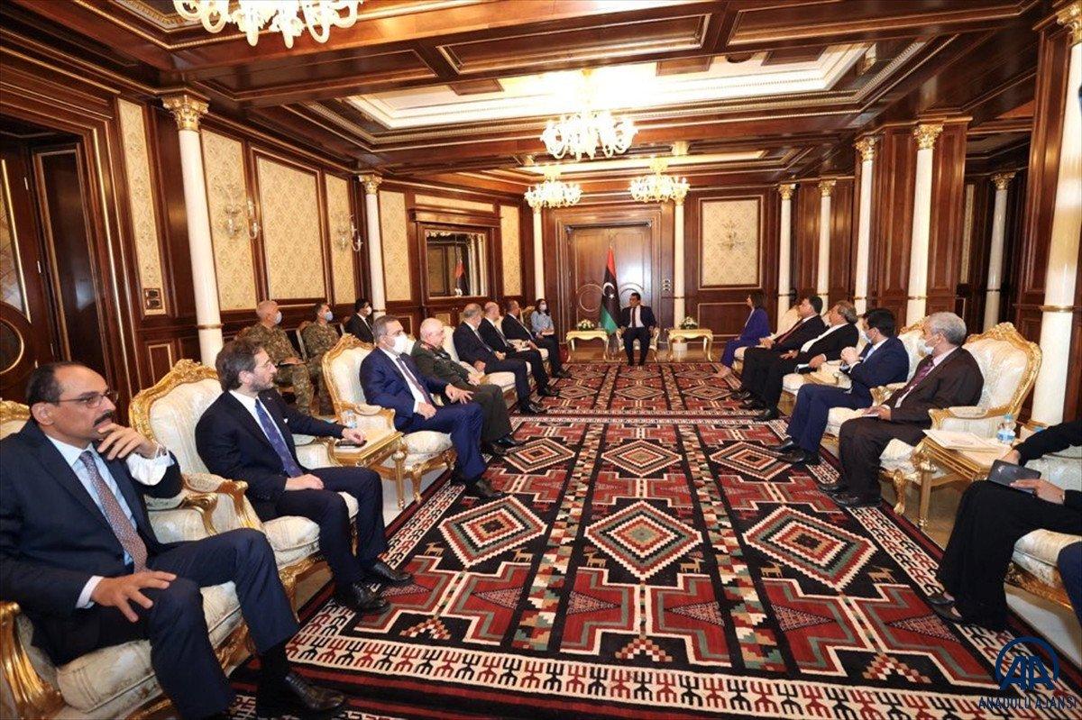 İletişim Başkanı Altun Libya ziyaretini değerlendirdi #3
