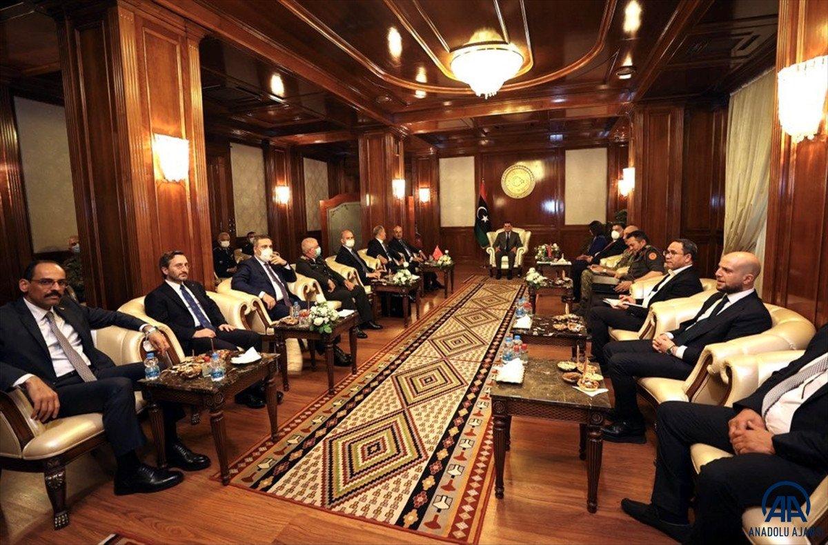 İletişim Başkanı Altun Libya ziyaretini değerlendirdi #4