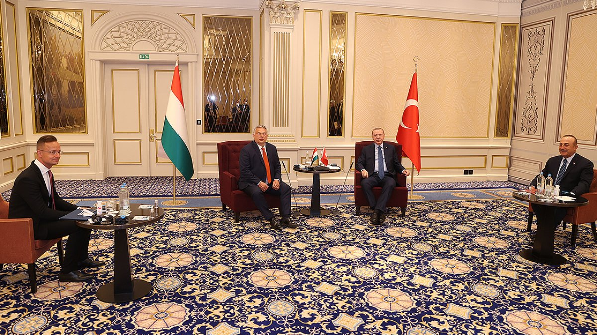Cumhurbaşkanı Erdoğan Brüksel de #1
