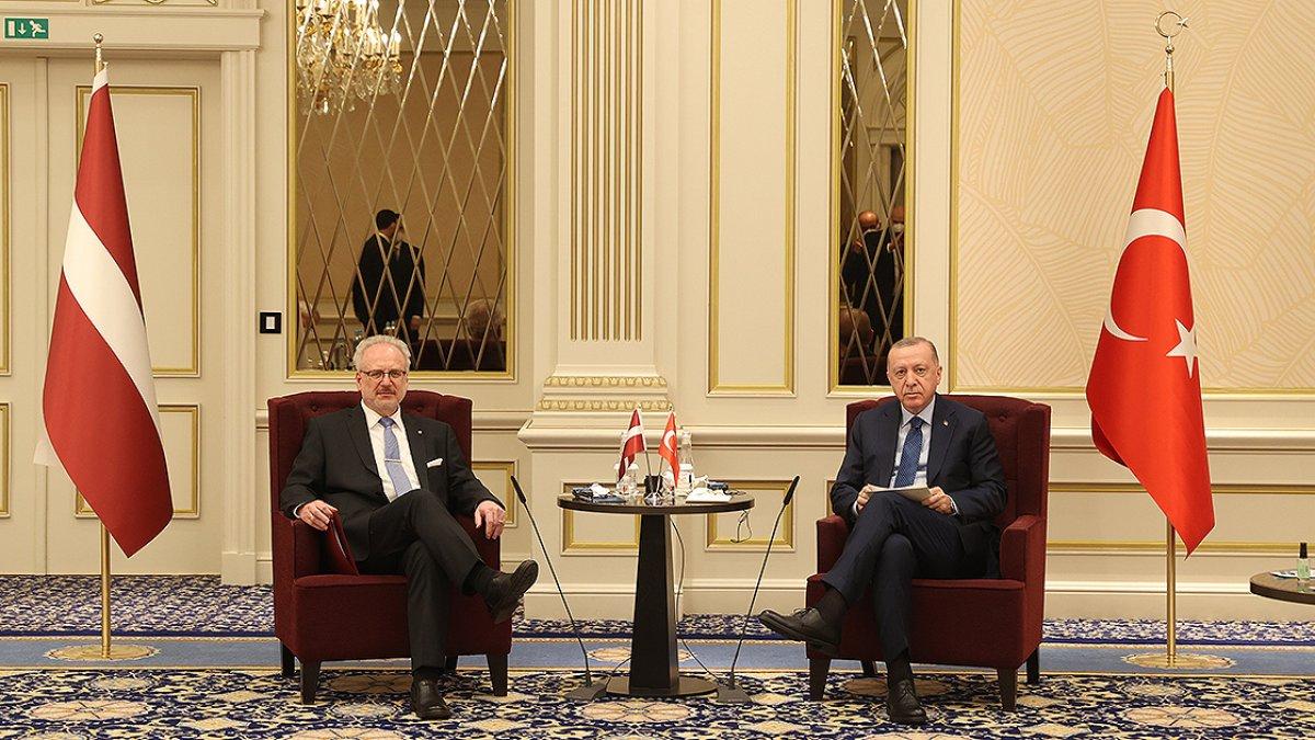 Cumhurbaşkanı Erdoğan Brüksel de #2
