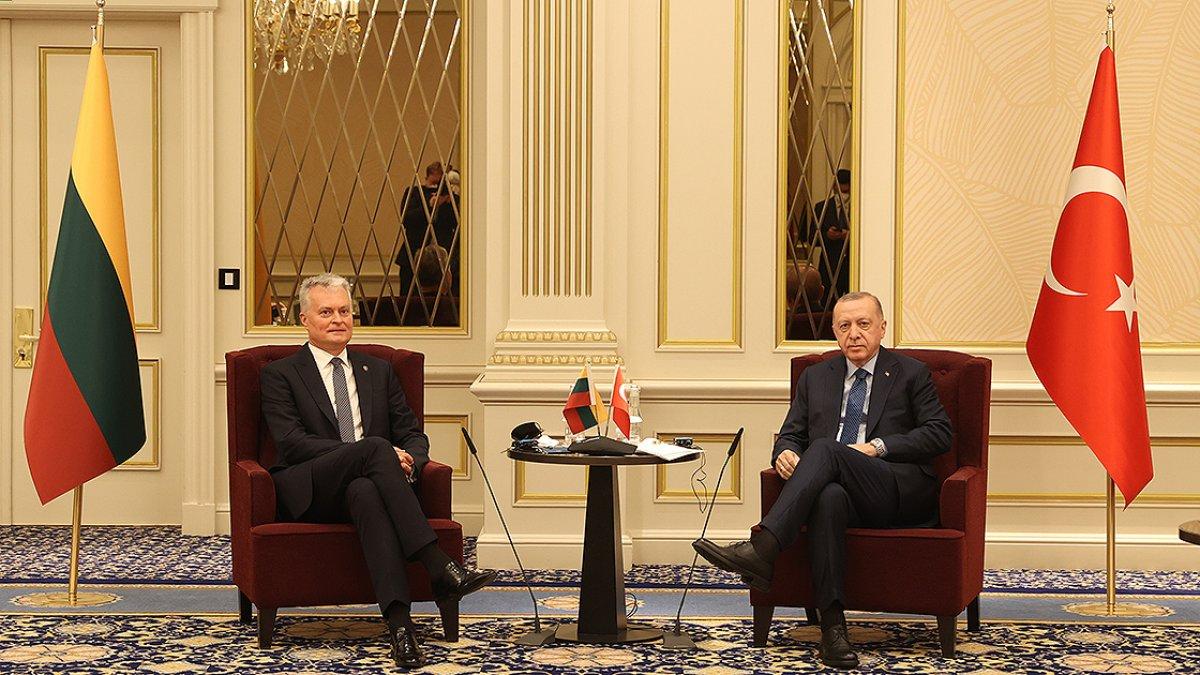 Cumhurbaşkanı Erdoğan Brüksel de #3